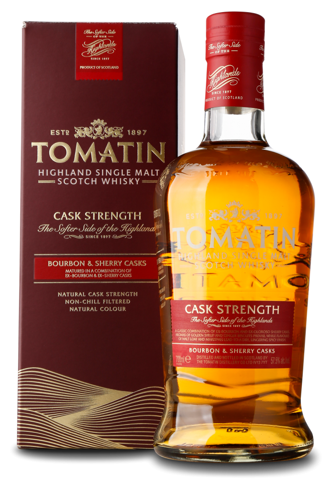 Tomatin Cask Stenght Oloroso